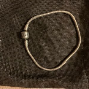 Large pandora charm bracelet